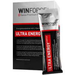 GEL WINFORCE ULTRA ENERGY COMPLEX 25GRS SABOR AVELLANA