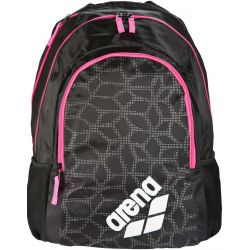 MOCHILA ARENA SPIKY 2 BACKPACK black x-pivot--fusia