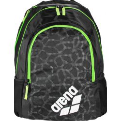 MOCHILA ARENA SPIKY 2 BACK PACK black x-pivot-fluor green