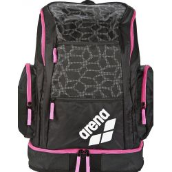 MOCHILA ARENA SPIKY 2 LARGE BACKPACK black x-pivot-fusia