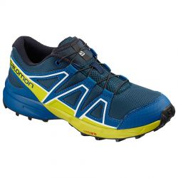 ZAPATILLA TRAIL SALOMON SPEEDCROSS J poseidon sky