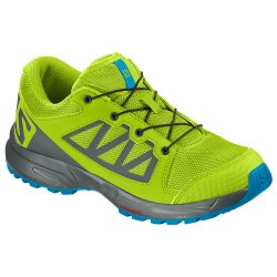 ZAPATILLA TRAIL SALOMON XA ELAVATE J infantil acid lime