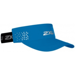 VISOR 2XU PERFORMANCE CINTA ELÁSTICA AZUL ROYAL
