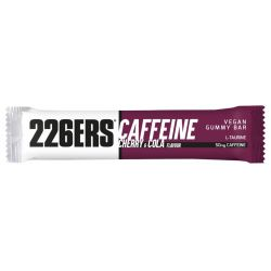 BARRITA 226ERS VEGAN GUMMY BAR cherry cola 50mg cafeína