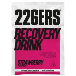 BEBIDA RECUPERADORA 226ERS MONODOSIS/750ml RECOVERY DRINK  FRESA