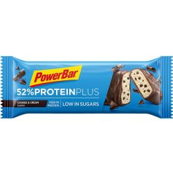 BARRITA POWERBAR 52% PROTEIN PLUS cookies & cream