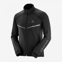 CHAQUETA SALOMON  MONTAÑA RS SOFTSHELL WARM