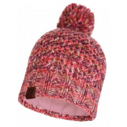 GORRO BUFF TRICOT & POLAR MARGO FLAMINGO PINK