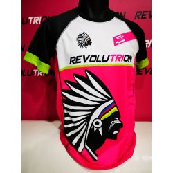 CAMISETA M/C  SPIUK REVOLUTRION