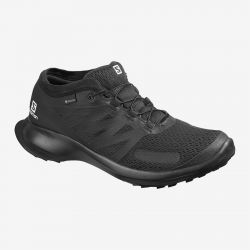 ZAPATILLA SALOMON IMPERMEABLE SENSE FLOW GTX black