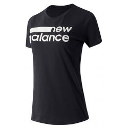 CAMISETA NEW BALANCE W RELENTLESS NOVELTY CREW MC PHM