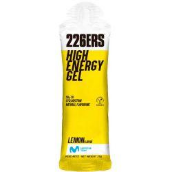 GEL ENERGÉTICO 226ERS HIGH ENERGY GEL LEMON 60ml