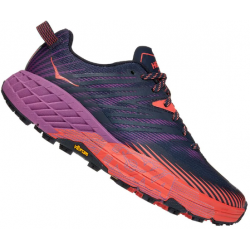 ZAPATILLA TRAIL HOKA ONE ONE W SPEEDGOAT 4 space coral