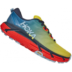 ZAPATILLA TRAIL HOKA ONE ONE M EVO MAFATE SPEED 3 blue fiesta