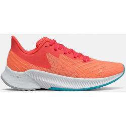 ZAPATILLA NEW BALANCE W FUELCELL PRISM Vivid Coral with Citrus Punch