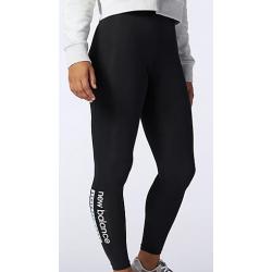 MALLA LARGA NEW BALANCE W NB Essentials Field Day Legging Black