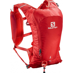 MOCHILA SALOMON AGILE SET 6L goji berry