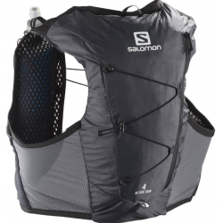 MOCHILA/CHALECO SALOMON ACTIVE SKIN 4L SET ebony