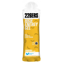 GEL ENERGÉTICO 226ERS HIGH ENERGY GEL 60ml banana