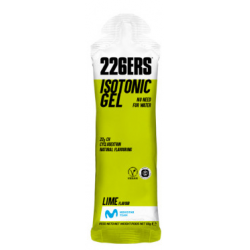 GEL ISOTÓNICO 226ERS ISOTONIC GEL LIME 60 ml
