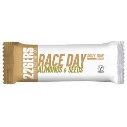 BARRITA ENERGÉTICA 226ERS RACE DAY SALTY TRAIL almond seeds