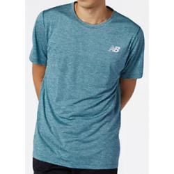 Camiseta NEW BALANCE MC Tenacity Corsa mountain teal